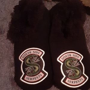 South Side Serpents slippers